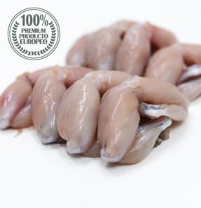 ancas de rana congeladas